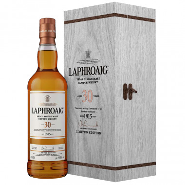 Laphroaig 30 Years Old 1985 70cl 53.5°