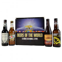 Box 12 Beers of the World - 12 Countries