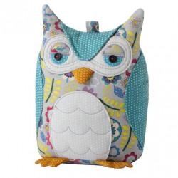 Owl Doorstop 24 x 17 cm