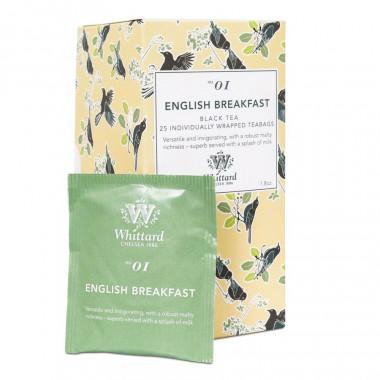 The 25' english breakfast whittard