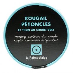 Tapas Rougail Pétoncles et Thon au Citron Vert La Paimpolaise 100g