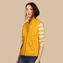 Tom Joule Yellow Quilted Gilet
