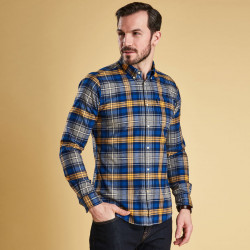 Chemise Endsleigh Moutarde Barbour