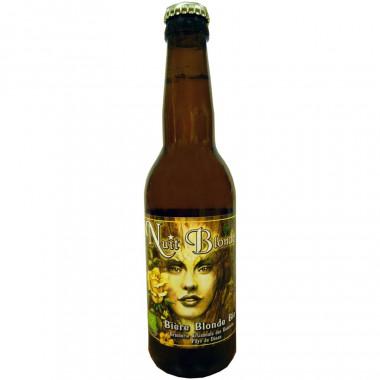 Nuit Blonde Biologique 33cl 5.5°