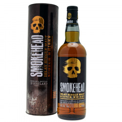 Whisky Smokehead 70cl 43°