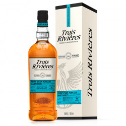 Trois Rivieres Finition Teeling 70cl 43°