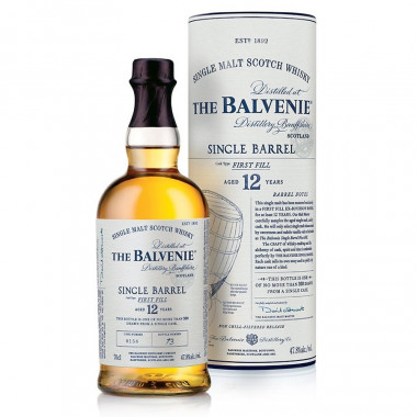 Balvenie 12 Years Old Single Barrel 70cl 47.8°