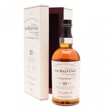 Balvenie 21 Years Old PortWood 70cl 40°