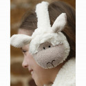 Cuddly Sheep Ear Muffs