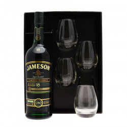 Coffret Jameson 18 ans Limited Reserve 70cl 40°