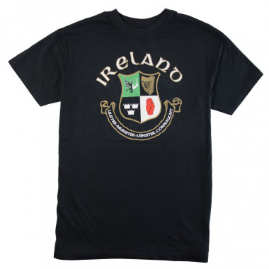 T-shirt Provinces Ireland Marine
