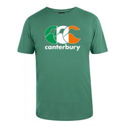 T-Shirt Nations Irlande Vert Canterbury