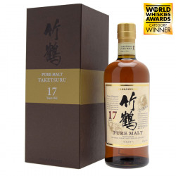 Nikka Taketsuru 17 Years Old 70cl 43°