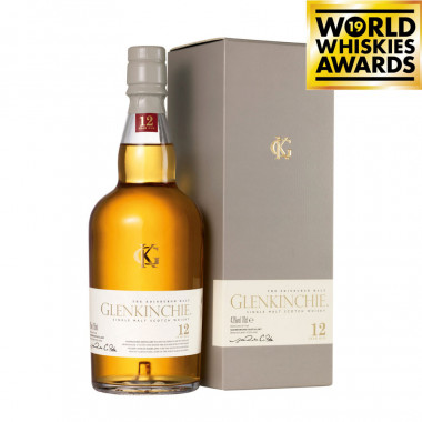 Glenkinchie 12 Years Old 70cl 43°