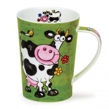 Mug Vache Funny Farm Dunoon