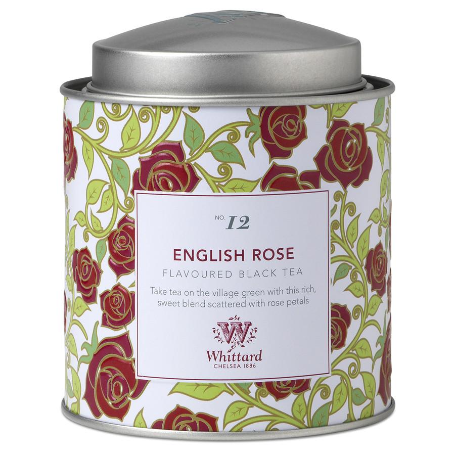 0ea669c28947 Whittard English Rose Black Tea 100g. Loading zoom