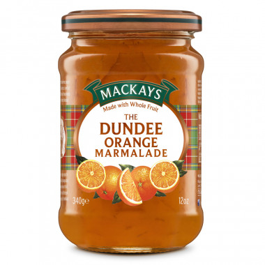 Marmelade Orange Mackays 340g
