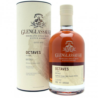 Glenglassaugh Octaves Classic Batch 2 70cl 44°