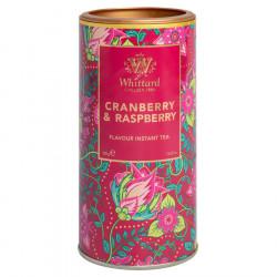 Whittard Thé Instantané Sucré Framboise et Cranberry 450g