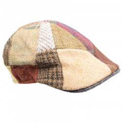 Hanna Hats Patch Cap