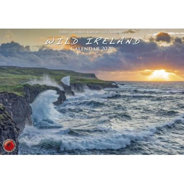 Calendrier 2020 Wild Ireland A4