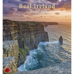 Calendrier 2020 Real Ireland 28x30cm