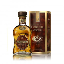 Cardhu 18 Years Old 70cl 40°