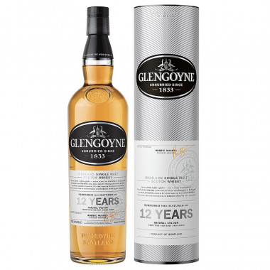 Glengoyne 12 Years Old 70 cl 43°