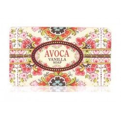Vanilla Soap Avoca 195g