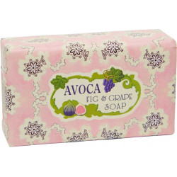 Savon Figue et Raisin Avoca 195g