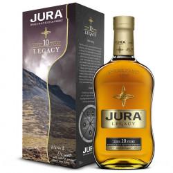 Jura 10 ans Legacy 70cl 40°