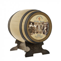 Old St Andrew Whisky Barrel 10 Years Old 70cl 40°