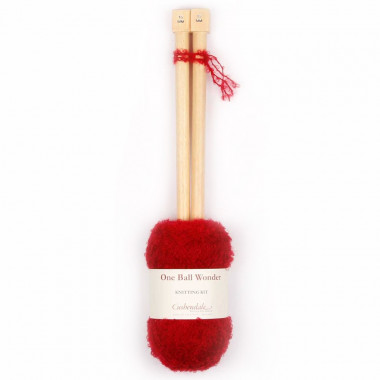 Cushendale Scarf or Shawl Knitting Pack