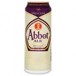 Abbot Ale 5° 50cl Beer Can