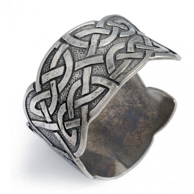 Celtic Tin Bracelet