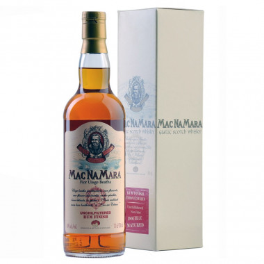 Mac Na Mara Finition Rhum 70cl 40°