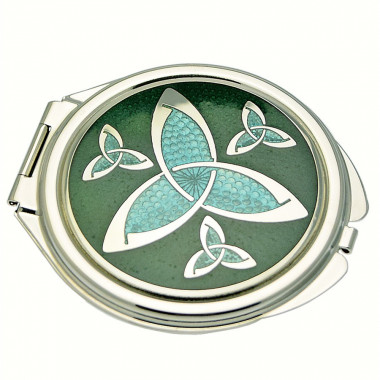 Celtic Knot Pocket Mirror