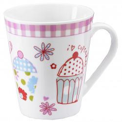 Mug Porcelaine Cupcakes