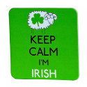 Keep Calm Sheep Coaster