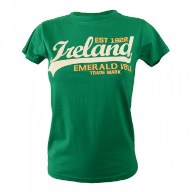 Ireland Green T-shirt