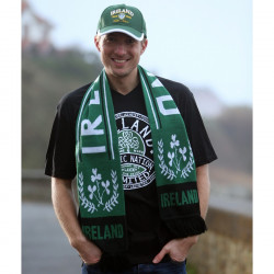 Irish Rugby Team Supporter Scarf