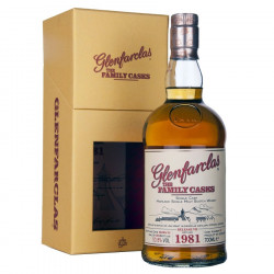 Glenfarclas Family Cask 1981 7th Edition 70cl 50.8°