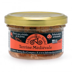 Medieval Terrine La Ferme du Triskel 80g