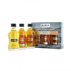 Coffret Jura 10 Years Old / 16 Years Old / Superstition 3x5cl 41°