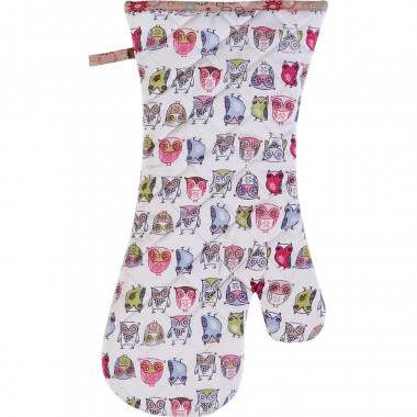 Owl Kitchen Glove 20 x 37 cm