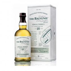 Balvenie Single Barrel 25 ans 70cl 47.8°