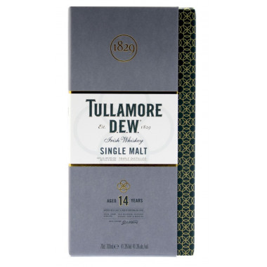 Tullamore Dew 14 ans 70cl 41.3°
