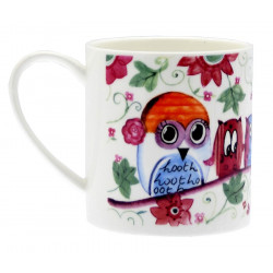 Mug Owl With Laughter 420ml