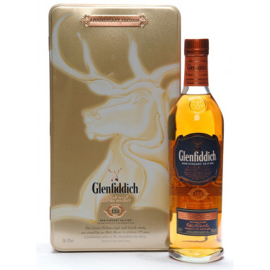 Glenfiddich Edition 125 ans 70cl 43°