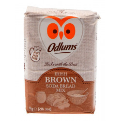 Brown Bread Mix Odlums 1kg